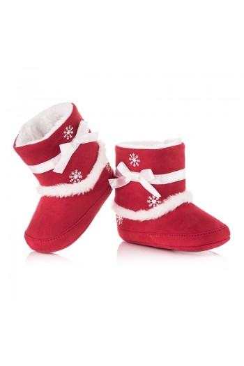 Коледни бебешки Боти