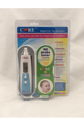 Дигитален термометър за ухо